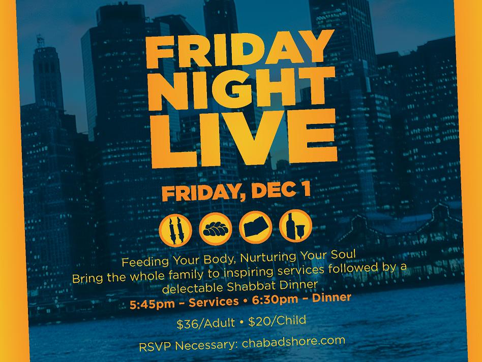 fri night live 50